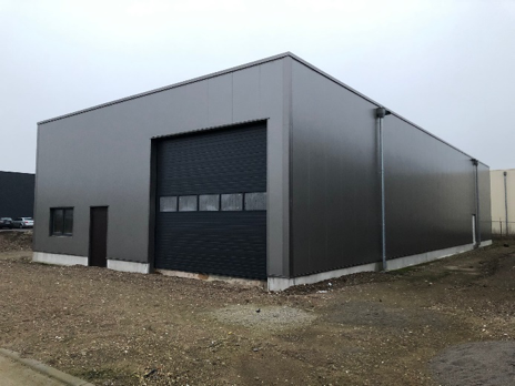 Converting and Distribution Centre Goch