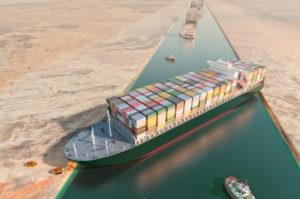 Evergreen Suez Canal